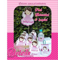 pack maternidada details souvenirs facebook
