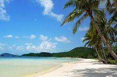 bai sao beach phu quoc island vietnam