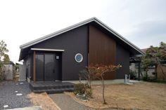 【公式:ダイワハウスの注文住宅サイト】建築事例・実例を住まい方別にご覧いただけます。「開放的な空間に効率的な動線 ご夫妻の理想を形にした和モダンの家」