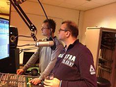 Marcel de Vries & Daniel Zondervan @JammFm