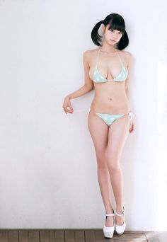 Saki aoyama and trimmed twat | Erotic gallery)