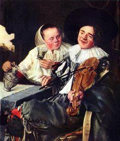 Merry Company - Judith Leyster 1630