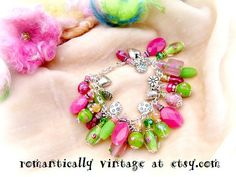 Check out this item in my Etsy shop https://www.etsy.com/listing/269257623/charm-bracelet-handmade-jewelry-for
