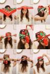 Do-it-yourself hairstyles (26photos) - hair-styles-24