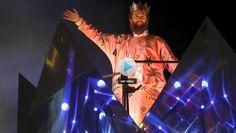 #visitamiblog Apaga La Tele Antes De Irte A Dormir: ¿Bigote Arrocet imitando a los 3 Reyes Magos, No Va A Entrar En GH VIP? http://www.apagalateleantesdeirteadormir.blogspot.com.es/2016/01/bigote-arrocet-imitando-los-3-reyes.html