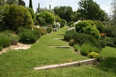 Jean Mus - Private garden in France