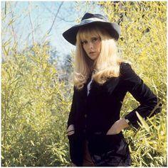 Sylvie Vartan, photo by Angelo Frontoni, c.1970
