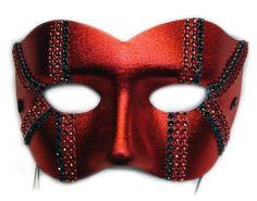 Amazon.com - Daredevil Trax Men's Masquerade Mask - Decorative Masks