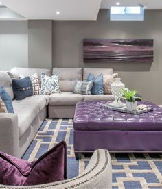 6 Finished Basement Ideas | Carpet One Floor & Home