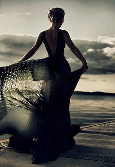 Fashion Potraits by Dmitry Pavlov