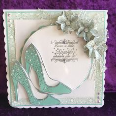 Chloes Creative Cards, Stamps By Chloe, Crafters Companion Cards, Tattered Lace Cards, Dress Card, Spellbinders Cards, Embossed Cards, Unique Cards, Scrapbook Cards