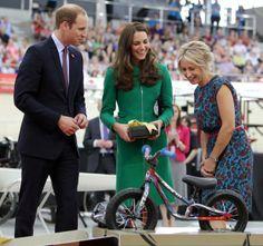 Príncipe William e Kate Middleton (Getty Images)