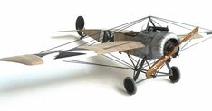 """Here are some more images of Eduard's scale Fokker E. From Wikipedia """" The Fokker E.II was the second var. Plane Crafts, Parasol, Aeroplanes, Toy Craft, Wwi, Military Aircraft, Spaceship, Aviation, Two By Two"""