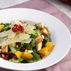 Orange Greek Salad  http://www.superbe.gr/article/123984