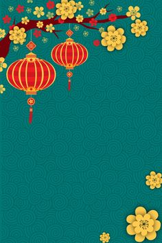 Happy and blessed Chinese New Year of the Rat Chinese New Year Design, Happy Chinese New Year, Chinese New Year Wallpaper, Wedding Card Design Indian, Cumpleaños Diy, Lotus Art, Festival Background, Mid Autumn Festival, Spring Festival