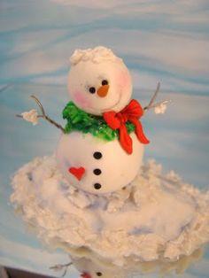 Linda Peterson Designs - Creative Life : More Winter Characters!