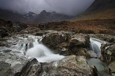 Isle of Skye, Scotland: Fairy Pools