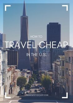 How to Travel Cheap in the US – The Infinite To Do List – Travel Destinations Ways To Travel, Packing Tips For Travel, Places To Travel, Travel Hacks, Travel Tours, Travel Destinations, Travel News, Amazing Destinations, Holiday Destinations