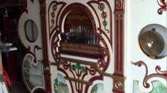 Wurlitzer 146B Band Organ Late Style plays Paul Revere's Ride, via YouTube.