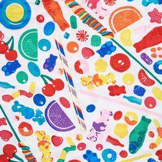 Dylan's Candy Bar Drawstring Candy Spill Pajama Pants - Women | Dylan's Candy Bar