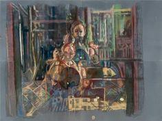 Pastels / Pastellit | Johanna Ehrnrooth | Page 8 Pastels, Paintings, Inspiration, Art, Biblical Inspiration, Craft Art, Painting Art, Kunst, Painting