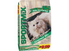 Sportmix Gourmet Cat Food 15lb