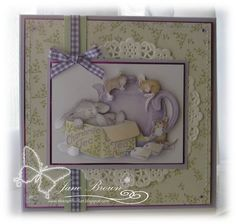 House Mouse Project Book 1 http://thecraftbucket.blogspot.co.uk/