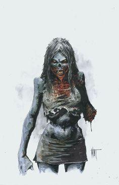 Zombie - Nat Jones