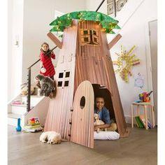 Pavilion Architecture, Organic Architecture, Contemporary Architecture, Residential Architecture, Landscape Architecture, Cardboard Playhouse, Playhouse Outdoor, Cedar Playhouse, Playhouse Ideas