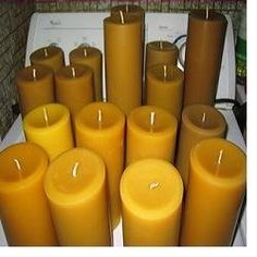 Anyone can make candles, it's a fun and easy hobby to get started with; and there's nothing like the glow of a homemade beeswax candle that emits...
