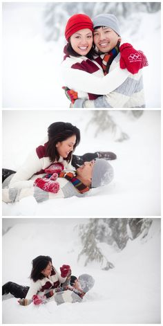 cute, winter engagement photos    Love Somebody // Vancouver Engagement Photographer | the blog of taliah leigh.