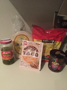 Easy Tacos #CheersVoxBox #TacoGoals