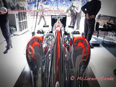 McLaren-Honda probará nuevas ideas en Mónaco