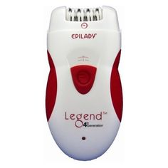 Epilady EP-810-33A Legend 4 Full-Size Rechargeable Epilator