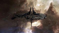 Eve Online - Citadel: Astrahus by Vollhov on DeviantArt