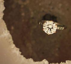 Custom Round Diamond Engagement Ring Available at Worthmore Jewelers in Atlanta!!! #ring #customdesign #custom #jeweler #design #atlanta #decatur #jewelry #georgia #ga #georgiajewelry #local #shoplocal