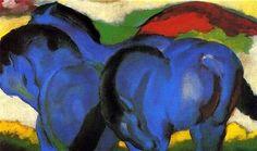 cavalli blu marc - Cerca con Google
