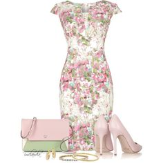 Easter Dress, created by imclaudia-1 on Polyvore