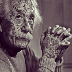 Tattooing the past