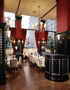 Atwood Cafe at Hotel Burnham, Chicago offers holiday teas