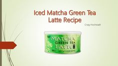 A morning latte with Gotcha Matcha will wake you up and set you up right for a magical day. Do you know how to make iced matcha, green tea latte recipe? Follow these steps to make a perfect Iced Matcha Green Tea Latte Recipe.