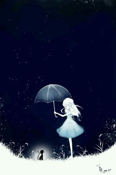 Anime Galaxy, Anime Scenery Wallpaper, Cute Cartoon Wallpapers, Moon Art, Anime Art Girl, Cute Illustration, Storyboard, Cute Drawings, Cute Art