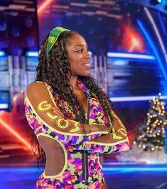 Naomi Naomi Wwe, Trinity Fatu, Wwe Female Wrestlers, Wwe Girls, Girly Drawings, Wwe Womens, Total Divas, The Championship, Wwe Photos