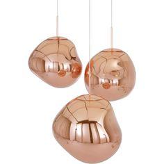 Tom Dixon Melt Mini Pendant - Copper