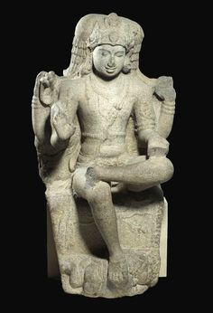 Shiva Dakshinamurti, époque Chola ou Dravida, Xe siècle, Tamil Nadu - British Museum