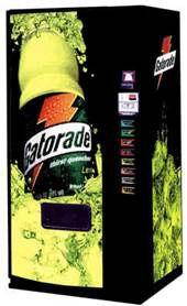 gatorade machine for sale