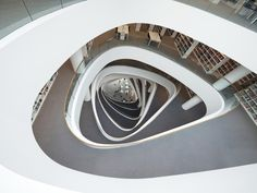 Gallery of University of Aberdeen New Library / schmidt hammer lassen architects…