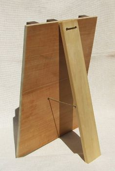 Raw Wood Jewelry Display Hanger Modern Hooks for by 3crows