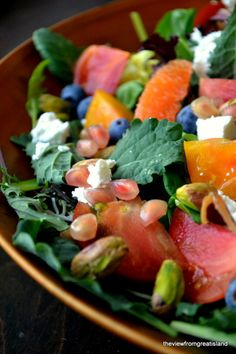 Super Foods Salad #crave #healthy #antiinflammatory