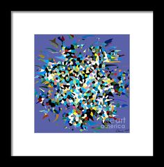 Splash Framed Print By Eleni Mac Synodinos
